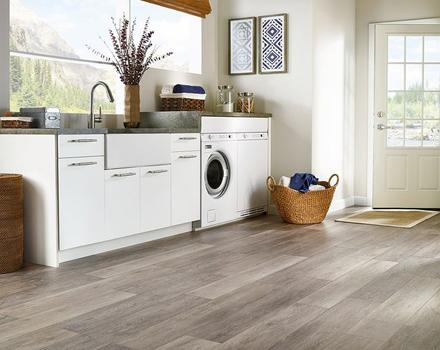 Discount carpet outlet warrington for Casa moderna black walnut luxury vinyl plank